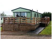 2 bedroom 6 berth Willerby Peppy Caravan 2015 - Appleby [ edge of lake district / yorkshire dales ]