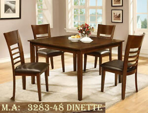 Modern Dining Sets Dinette Room 6 And 4 Pc Kitchen Table
