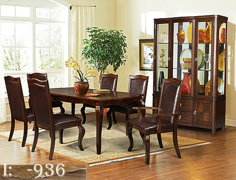 9 Piece Kitchen Dining Room Sets Table And Chairs
