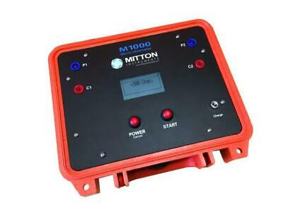 Mitton Instruments M1000 Micro-ohmmeter 1a 200 Accuracy 1 Dlro