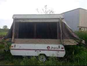 8 Ft Jayco Tent Trailer