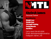 The top trainer in Montreal that gets you results