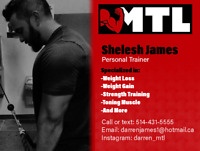 Montreal's top trainer with over 3 years of experience