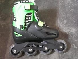 Inline kids skated extendable size 13-3