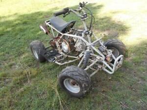 Yausu YX125 Quad Dirt Bike