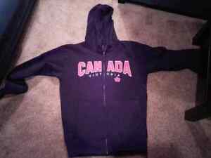 Not used Black Canada Victoria Hoddie