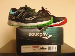 Chaussures de course Saucony Triumph Iso 3 - femme 6.5