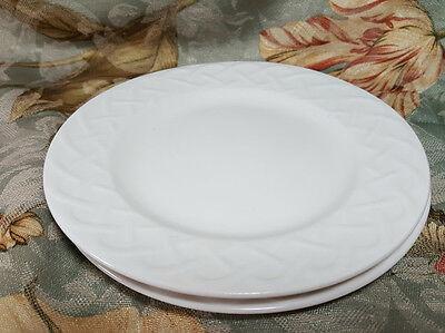 Picnic Oneida 2 Bread & Butter Plates 6