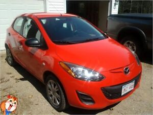 Economical Vehicle Mazda 2 GX 5 Dr for Sale