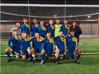 South Bank Cuaco FC are recruiting football players for 18/19 season