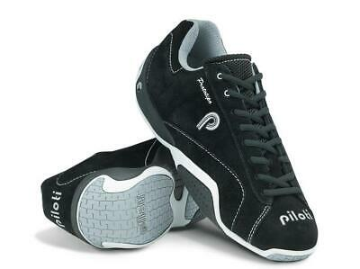 New Men's Piloti Prototipo Suede Leather Driving Racing Shoes Size -