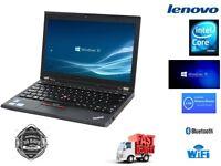 Cheap Branded Lenovo ThinkPad X230 Laptop Core i5 2520M @ 2.5GHz 4GB RAM 320GB HDD Win 10 Pro