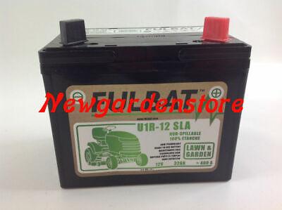 Batería Gel Arrancador De Eléctrico Tractor Cortacésped 12V 32Ah 400A Señal