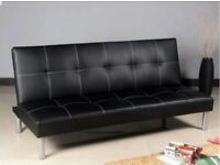 3 Seater Sofabed for sale Brand New In BOX Free Local Delivery