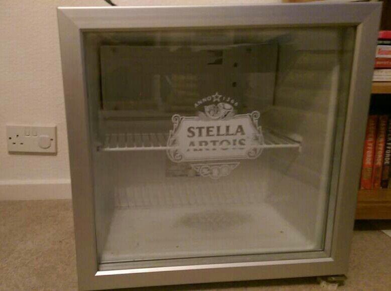 Beer Fridge - Stella Artois good condition