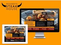 Website Design at a Bargain Price - Get your Business Online - HTML5,CSS3,JavaScript,SEO,UX