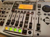 BR-864 8-Track Digital Studio