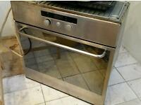 Integrated electric cooker