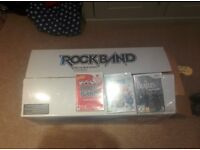 | FULL Rockband set Wii | Incl. Lego, Beatles and Song Pack 2 Games!