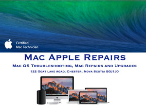 Apple Computer Repairs, Liquid spill Logic Board, Repairs