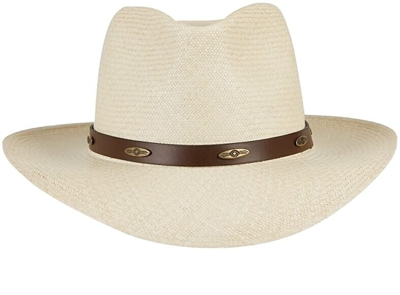 Worth & Worth by Orlando Palacios Panama Hat Phil Keoghan Size Med