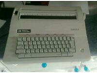 Smith Corona Electronic Portable Typewriter 300DLE