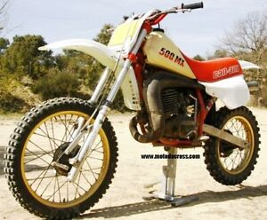 VINTAGE CAN-AM THIRD GENERATION BIKES 1983 TO 1987