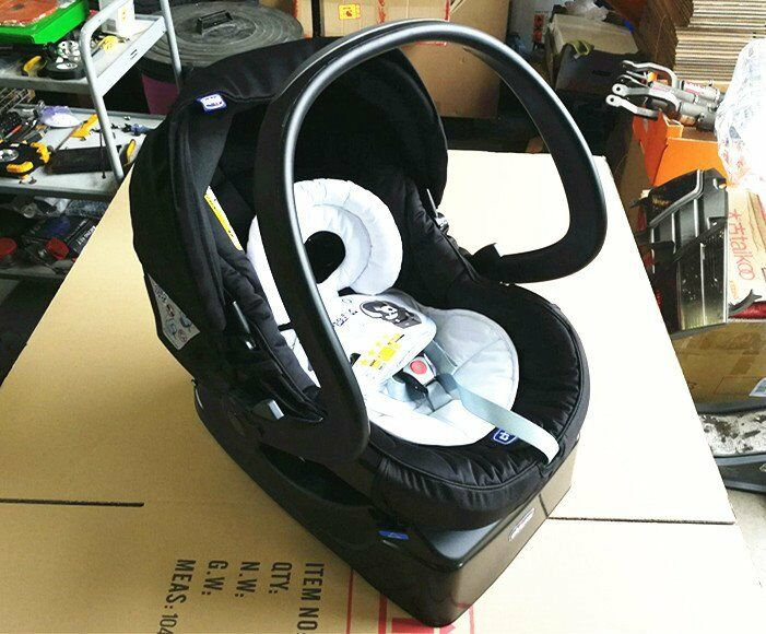 Chicco Auto Fix Newborn Baby Car Seat 0 NEW
