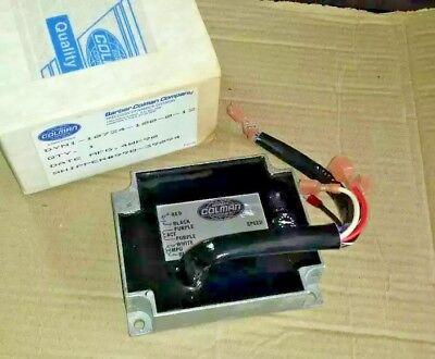 Onan Lister Marine Dyn1-10724-100-0-12 Barber Colman Controller Dyn1-10724