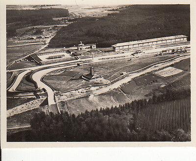 NÜRBURGRING * Luftaufnahme * orig. Sammelbild von 1937 *