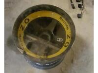 F1 Alloy Wheel Converted Table