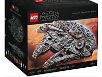 Star Wars LEGO Ultimate Collector Series 75192 Millennium Falcon