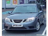 *New Shape* Saab 9-3 (93) 1.9 TiD SportWagon 150 BHP, FSH, 1 Owner like Volvo s40, mazda 6