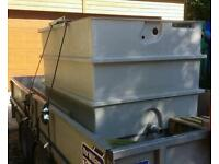 Water tank ideal koi pond filter
