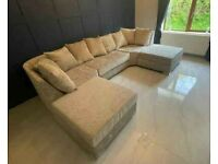 GET 50 OFF--IMPORTED U SHAPE SOFAS IN STOCK