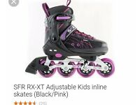 Brand new boxed sfr rollerblades