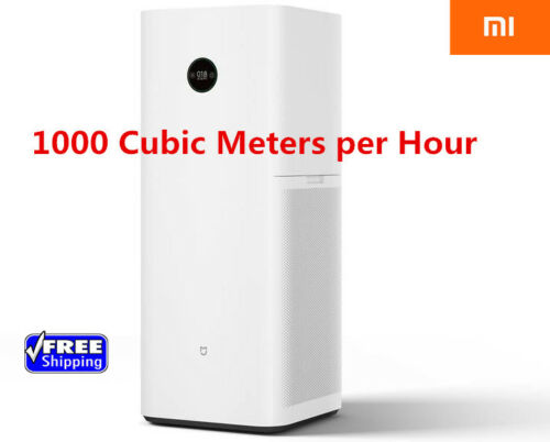 Xiaomi Mijia WiFi Air Purifier MAX 1000 Cubic Meters Per Hour 2-Air Inlet System