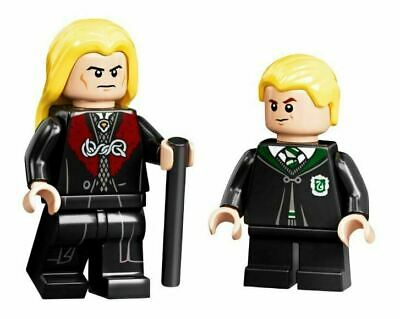 Lego Harry Potter Diagon Alley 75978 Lucius Malfoy Draco Malfoy Minifigures ONLY