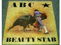 ABC: BEAUTY STAB, VINYL