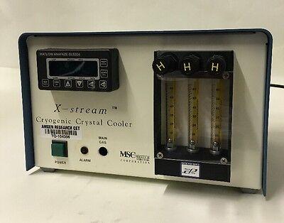 Msc Rigaku X-stream Cryogenic Crystal Cooler System Msc Xtr-96 Cooling