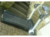 Electric REEBOK I RUN treadmill excellent working condition £130