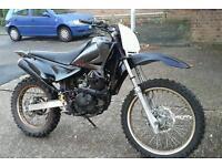 2008 Sinnis Blade 125cc Off Road Dirt Bike / Scrambler / Crosser