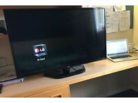 "42"" Lg led Tv 1080p Full HD"