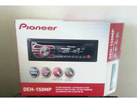 Pioneer DEH-150MPG In-car MP3 CD Tuner Car Radio Stereo