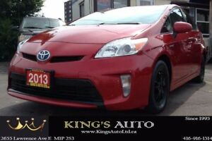 2013 Toyota Prius HYBRID, BACK-UP CAM, ALLOY RIMS, CVT