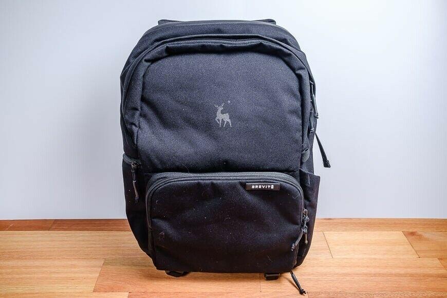 jumper camera backpack