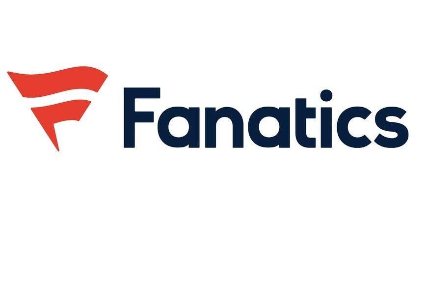 100 Value Fanatics Gift Card  - $70.00