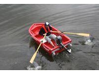 Fishing Punt Smartwave 2400