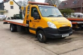 RECOVERY TRUCK WANTED UP TO 6. 5 TON