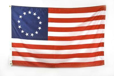 3x5 American 13 Colonies Betsy Ross FLAG 3'x5' House Banner Grommets 150D Poly